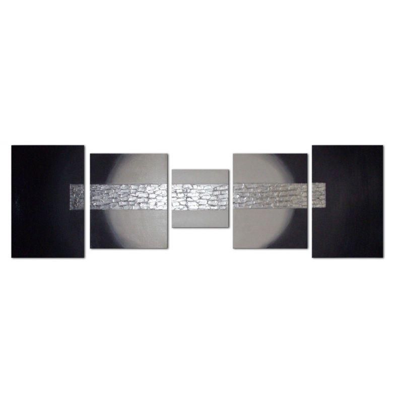 wandbild eclyps moderne kunst handgemalt wandbilder. Black Bedroom Furniture Sets. Home Design Ideas
