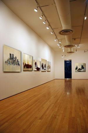 Handgemalte Bilder als abstrakte Bilder der modernen Kunst von Slavova Art. Bilder mit Acryl handgemalt.