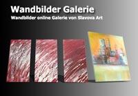 Wandbilder Galerie mit allen Wandbildern in der Online Wandbilder Galerie von Slavova Art