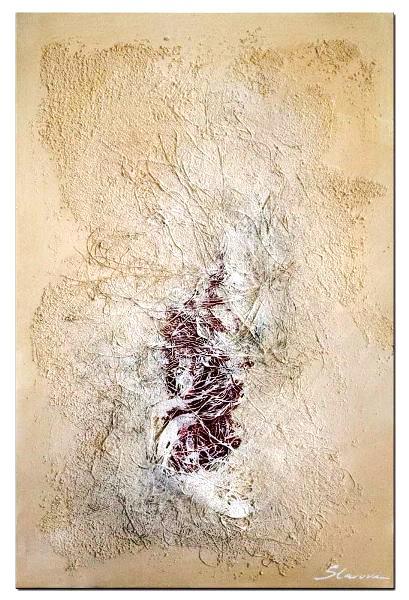 Bei dem Wandbild modern Wounded handelt es sich um ein handgemaltes Original