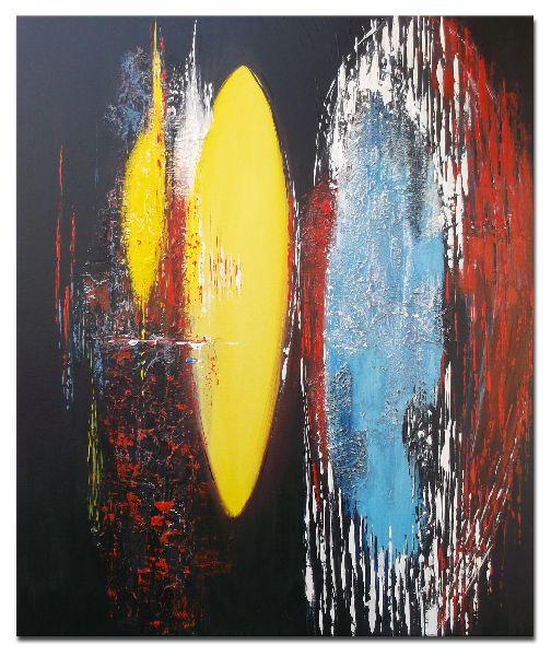 Bilder moderne Kunst Acrylbilder Acrylmalerei abstrakt
