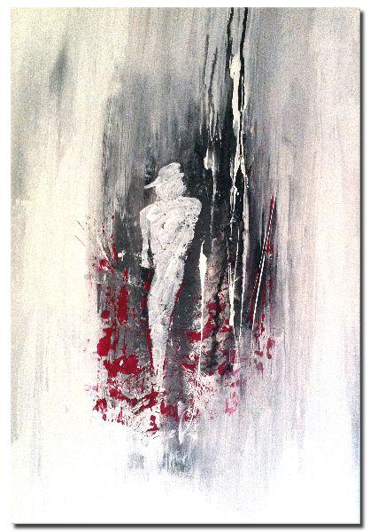 Abstrakte Acrylbilder Acrylmalerei abstrakt