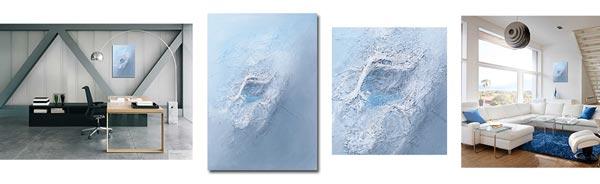 Leinwandbilder handgemalt online kaufen